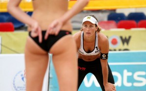Barbara Hansel 2015 - Copyright: FIVB