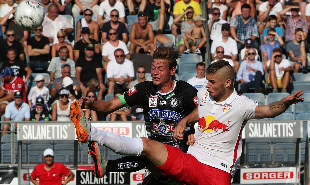 Red Bull Salzburg 2015 © GEPA pictures/ Hans Oberlaender (Red Bull Media Picture Database)