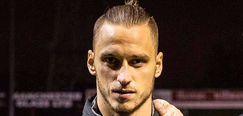 Marko Arnautovic 2015 © PUMA/NEXT SPORTS MARKETING