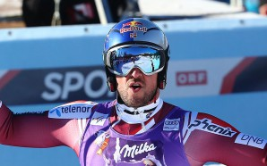 Aksel Lund Svindal 2015 © Kraft Foods Europe Services GmbH / GEPA pictures Christopher Kelemen