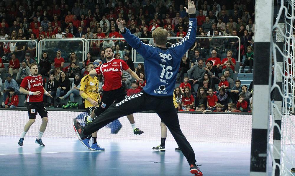 ALPLA HC Hard - Bregenz Handball © ALPLA HC Hard/Walter Zaponig