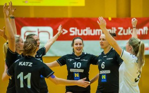 Serienmeister SG VB NÖ Sokol/Post legt in Halbfinalserie vor