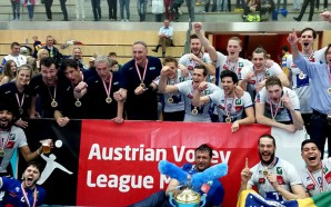 HYPO TIROL VOLLEYBALLTEAM AVL-Champion 2016