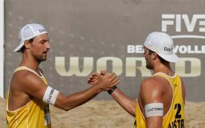 Erneut schöne Erfolge für ÖVV-Beachvolleyballer