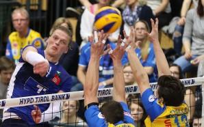 © Hypo Tirol Volleyballteam