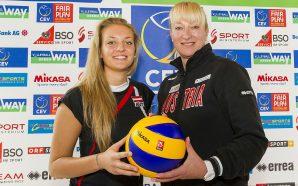 ÖVV-Damen mit ansprechender Leistung gegen Ungarn