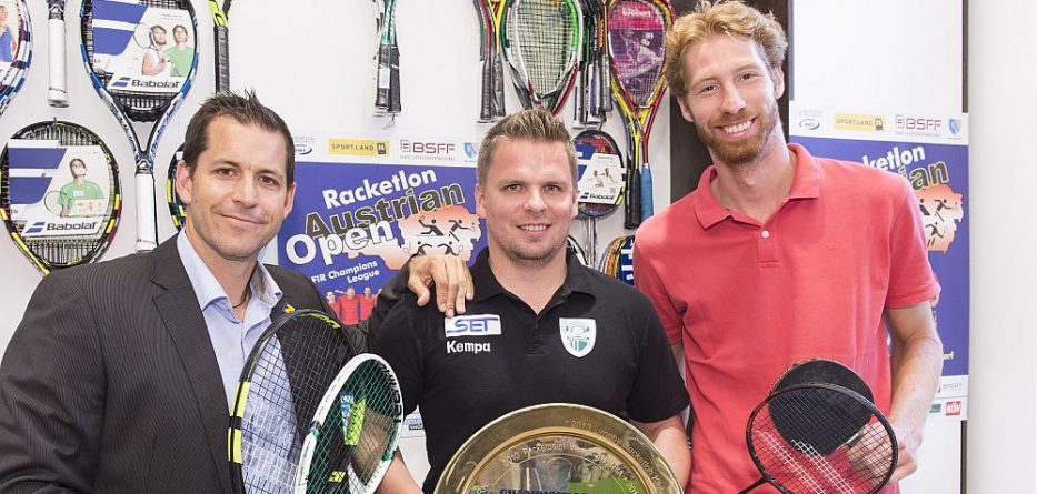 SWT Racketlon Austrian Open © RFA