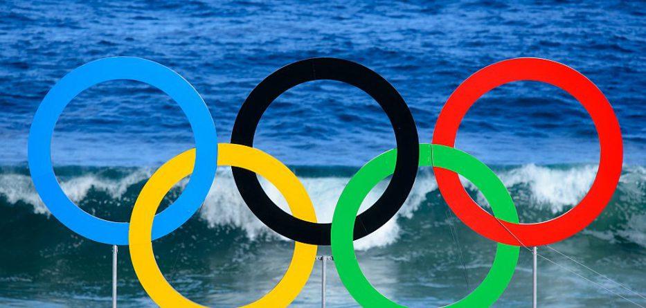 Olympische Ringe Rio de Janeiro 2016 © FIVB