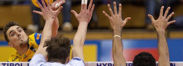 Hypo Tirol Volleyballteam - SK Aich/Dob 2017 © FOTOWORXX/Christian Forcher