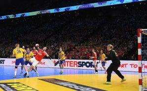 Olympiasieger Dänemark in Erfolgsspur