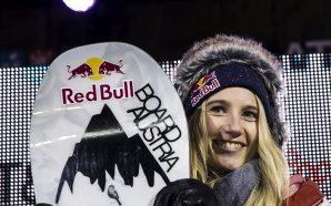 Anna Gasser X-Games in Aspen 2017 © Christian Pondella/Red Bull Media House