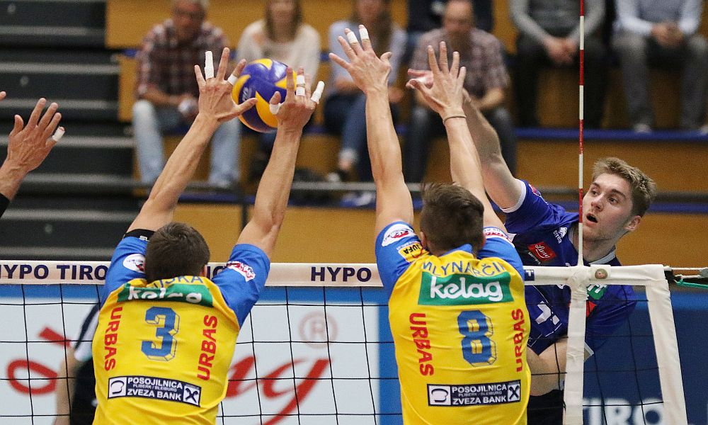 © HYPO TIROL Volleyballteam