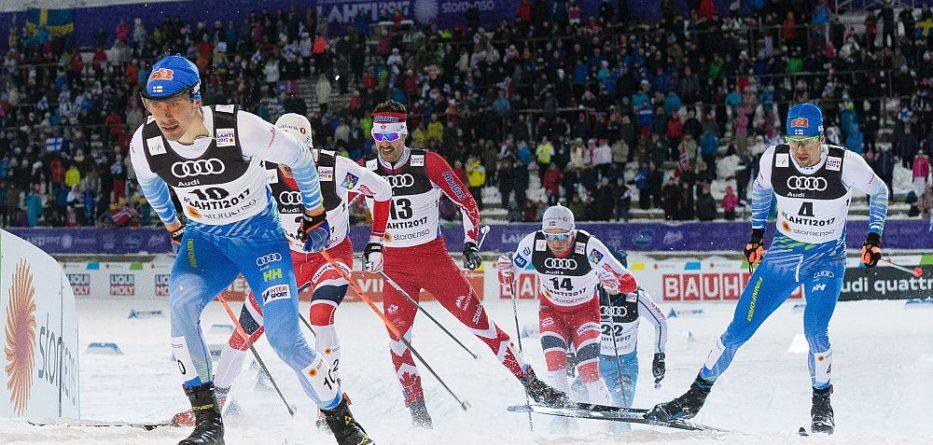 Nordische Ski-Weltmeisterschaft in Lahti 2017 © Eetu-Pekka Heiskanen