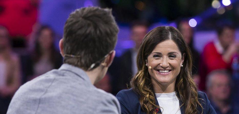 Elisabeth Görgl © Sport und Talk im Hangar 7/Servus TV
