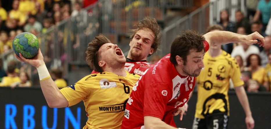 Bregenz Handball vs. Alpla HC Hard 2017 © Walter Zaponig