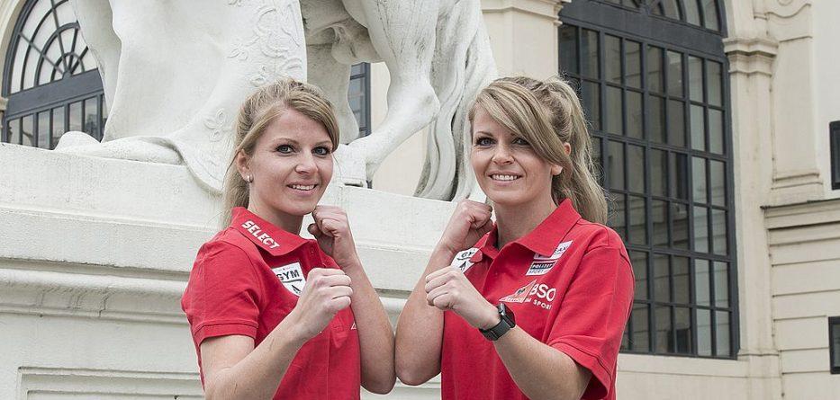 World Games-Titelverteidigerinnen Mirneta und Mirnesa Becirovic - Jiu-Jitsu 2017 © BSO/Leo Hagen