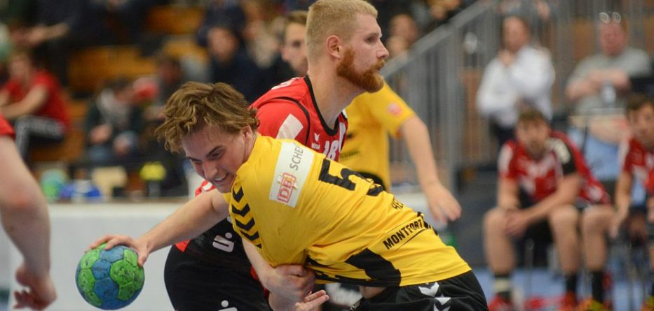 Bregenz Handball vs. Sparkasse Schwaz HANDBALL TIROL 2017 © Rainer Ibele