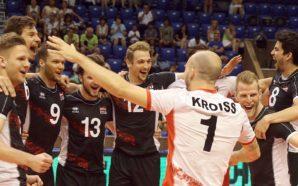 ÖVV-Herren schlagen die Slowakei mit 3:1