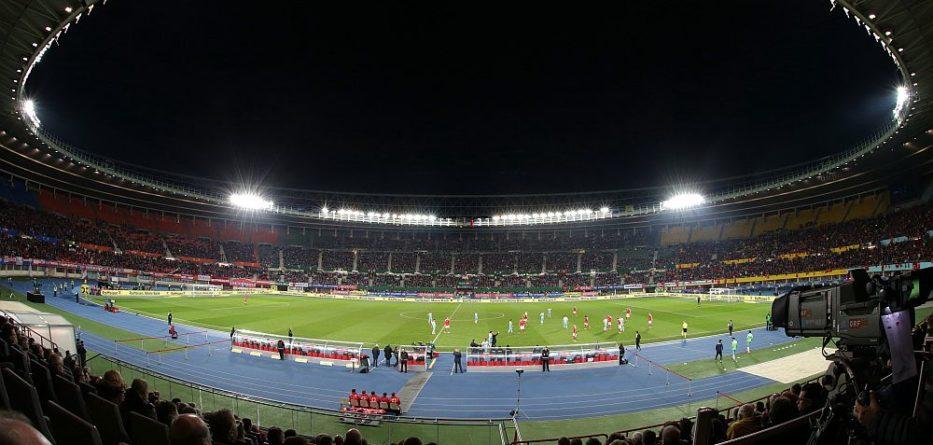 Ernst-Happel-Stadion © © GEPA pictures/ Raiffeisen