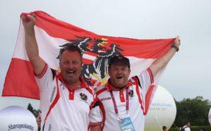 Boccia-Duo erkämpft sensationell erste Medaille für Österreich