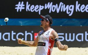 Alex Horst 2017 © FIVB/BeachMajors
