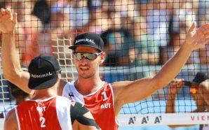 Ermacora/Pristauz im EM-Viertelfinale!