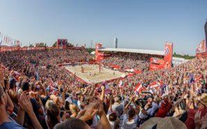 Wiener Donauinsel bleibt Beachvolleyball-Hotspot!
