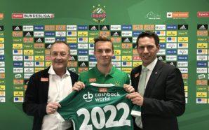 Schobesberger verlängert beim SK Rapid!