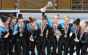 Klagenfurt erstmals Staatsmeister im Team-Turnen