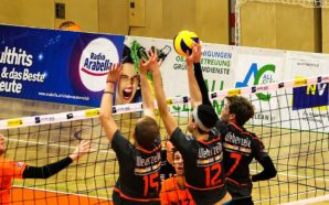 Erster Saisonsieg für UVC Weberzeile Ried