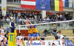 Aich/Dob verliert erstes CEV Cup-Duell mit Lindemans Aalst