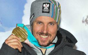 Marcel Hirscher Olympische Winterspiele 2018 © ÖOC/Erich Spiess