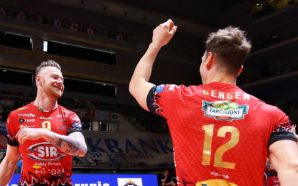 Berger holt mit Perugia Platz 3 in Champions League