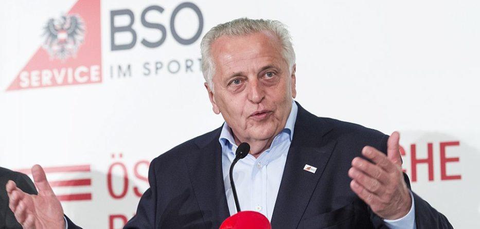 BSO-Präsident Rudolf Hundstorfer © BSO/Leo Hagen