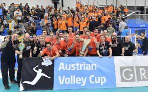 Austrian Volley Cup-Final4 ab Freitag LIVE auf Facebook