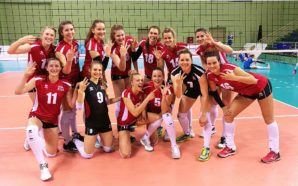 ÖVV-Damen sensationell im Silver European League-Finale