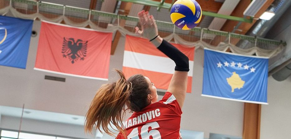 ÖVV-Damen Srna Markovic 2018 - FOTO © ÖVV/Leo Hagen