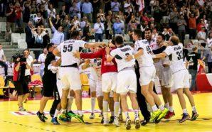 ÖHB-Team in Dornbirn gegen Europameister Spanien