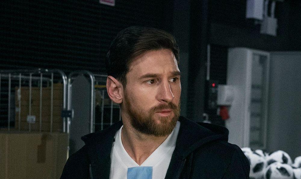 Lionel Messi 2018 - FOTO © adidas.com