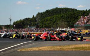 Grand Prix von Großbritannien 2018 - FOTO © Getty Images/Red Bull Content Pool