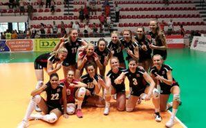 ÖVV-Damen stürmen in Tirana zum 1. EM-Quali-Sieg