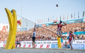 Beach Volleyball Major Series in Wien abgesagt