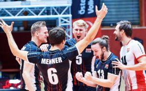 ÖVV-Team trifft bei EM auf Deutschland