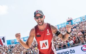 Clemens Doppler 2018 - FOTO © Jörg Mitter/Beach Volleyball Major Series/Red Bull Content Pool