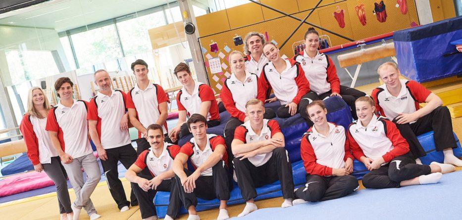 ÖFT-WM-Team 2018 - FOTO © Leo Hagen/HAGENpress