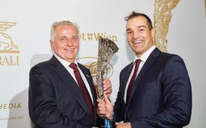 """Gregor Högler """"Trainerpersönlichkeit des Jahres 2018""""!"""