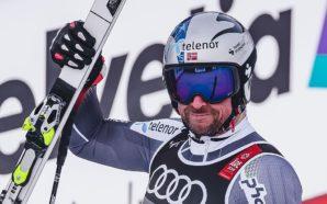 Svindal beendet Karriere mit Abfahrtssilber