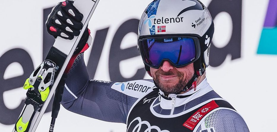 Aksel Lund Svindal © Erich Spiess/ASP/Red Bull Content Pool