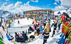 Snow Volleyball in St. Anton am Arlberg