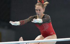 Bianca Frysak mit persönlichem Rekord bei der Turn-EM